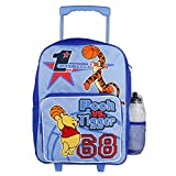 Girls Winnie the Pooh School Rolling Backpack Bags (Full Size)