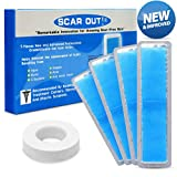 Best Keloid Removals - ScarOut! Silicone Scar Sheets for Scar Removal Review