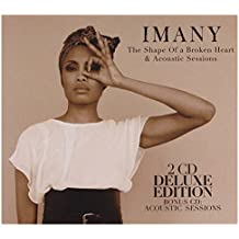 Imany: The Shape Of A Broken Heart & Acoustic Sessions - Deluxe Edition (PL) (digipack) [2CD] by Imany