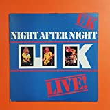 UK Night After Night PD 1 6234 Sterling LP Vinyl VG+ Cover VG+