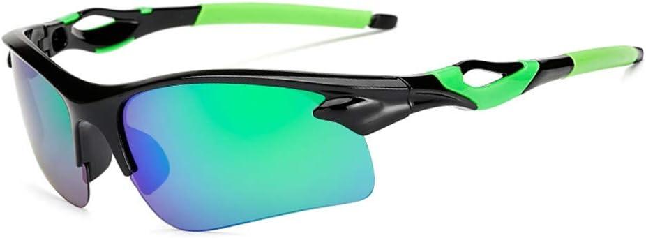 EDSWXT Gafas De Montar Gafas De Ciclismo Polarizadas Gafas para ...