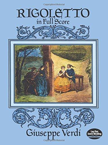 Rigoletto in Full Score (Dover Music Scores)