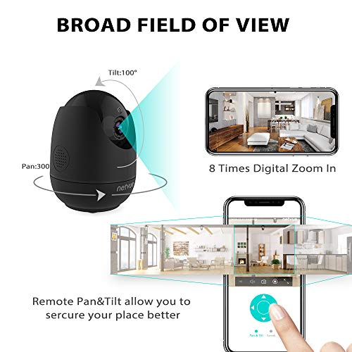 Buy nanny cam with phone app