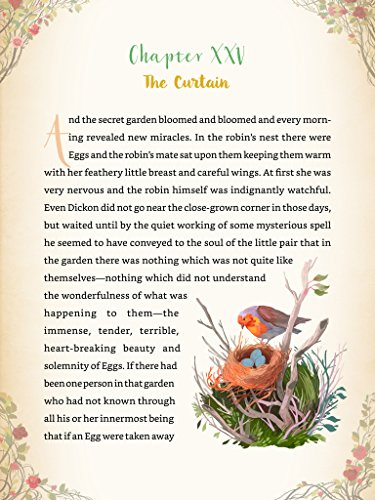 Thumbnail scroll view image - 6 for  The Secret Garden [Kindle in Motion]