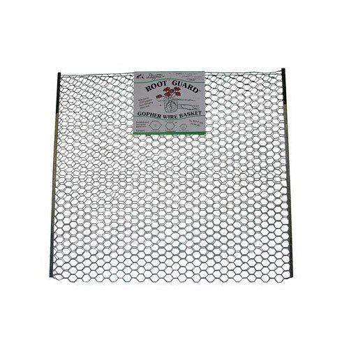 Root Guard - Digger's Root Guard 100051036 Root Guard Gopher 17 Inch Wire Baskets 15gal, 15 Gallon
