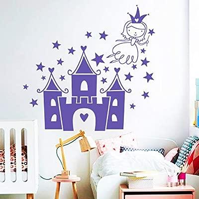 YuanMinglu Hermosa Estrella de Dibujos Animados decoración ...