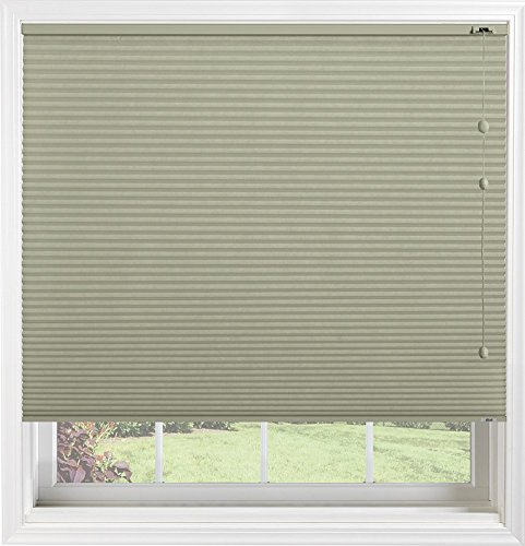Bali Blinds Custom Filtering Cellular Shade with Cord Lift, 3/8