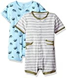 Carter's Baby Boys' 2-Pack Snap-up