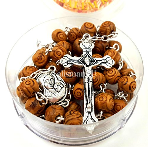 Buy olive wood rosary