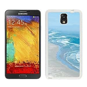 BINGO new arrived Beautiful Beaches,Beautiful Coastline Samsung Galaxy Note 3 Case White Cover