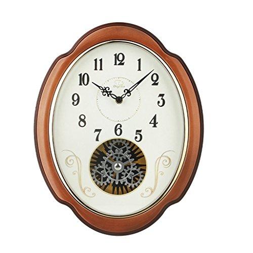 Pendant Quartz Clock - TOYM US-European Modern living room Pendant watch Creative Mute quartz wall clock