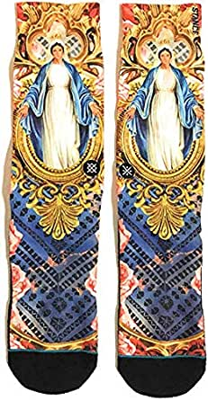 Stance X Dwyane Wade Collection Mali Socks Men's Size Large 9-12