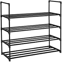 SONGMICS 4-Tier Shoe Rack
