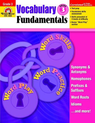 Amazon vocabulary fundamentals grade 3 9781608236602 evan vocabulary fundamentals grade 3 fandeluxe Images