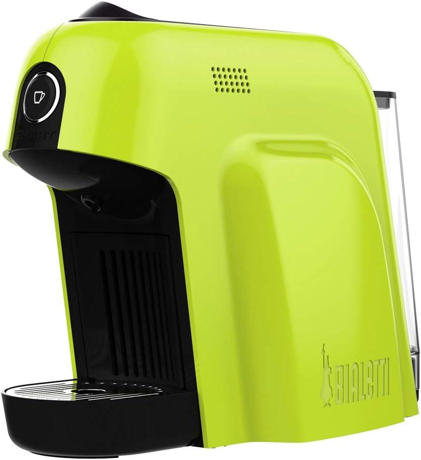 Bialetti Smart - Cafetera expreso para cápsulas de aluminio Verde: Amazon.es: Hogar