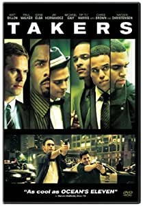 NEW Takers (DVD)