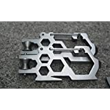 SZHOWORLD® 2PCS EDC Para-Biner Pulley System Carabiner Paracord Carabiner Multifunction Survival Tool
