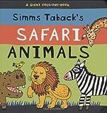 Safari Animals, Simms Taback, 1934706191