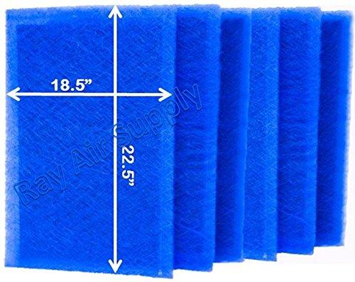 dynamic air filters 20x25 - 6
