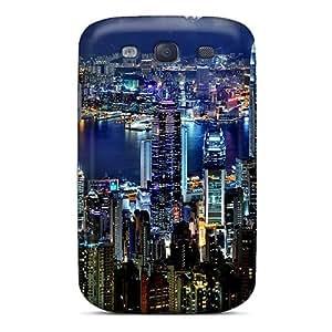 JGOke Galaxy S3 Hard Case With Fashion Design/ IQOmkwF4006wgiwW Phone Case