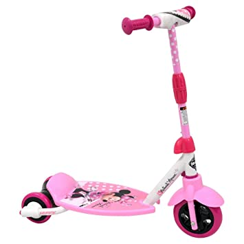 Huffy Disney Minnie 3-2-Grow - Patinete, Color Rosa: Amazon ...