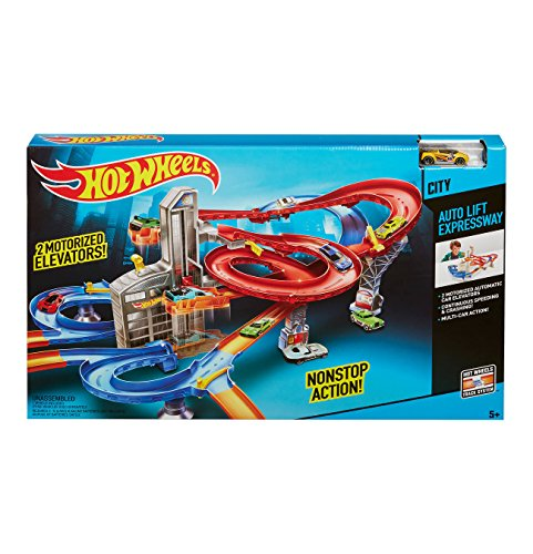 Auto Hot Wheels (Hot Wheels Auto Lift Expressway by Hot Wheels)