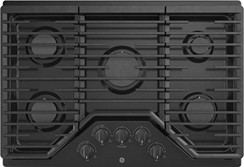 ge 30 gas 5 burner cooktop - 4