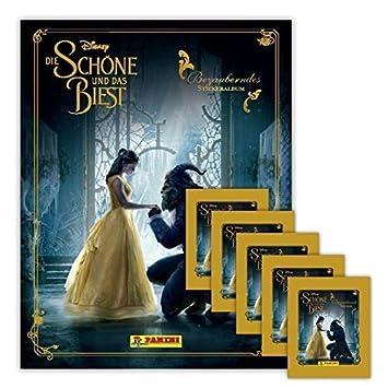 Panini - Disney Die Schöne und das Biest - álbum colección + ...