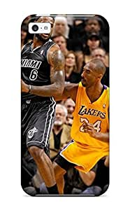 fenglinlin7810828K487619356 sports nba basketball lebron james kobe bryant los angeles lakers miami heat NBA Sports & Colleges colorful iPhone 5c cases