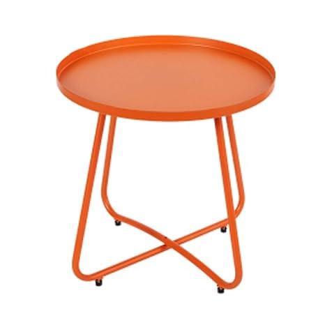 Amazon.com: NAN Liang Mesa de café - Mesa pequeña para uso ...