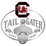 Siskiyou NCAA South Carolina Fighting Gamecocks Tailgater Hitch Cover