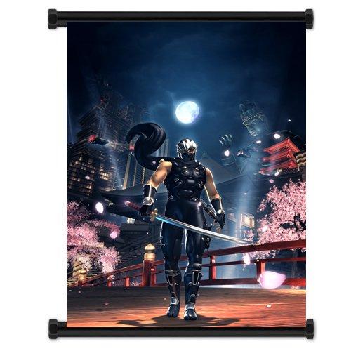 Juego de 2 Sigma Ninja Gaiden Tela de pared Póster de ...