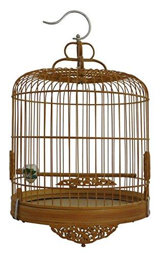 Bamboo Birdcage - 3
