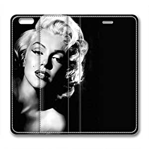 iphone 6 leather case,marilyn monroe publicity leather case for iphone 6