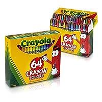 Crayola Crayons, 64 Ct.