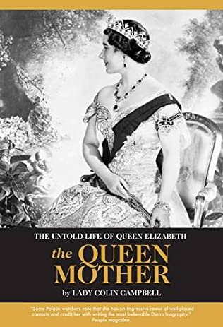 book cover of The Queen Mother