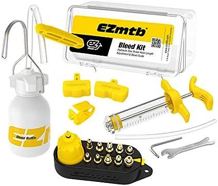 MTB Bicycle Hydraulic Brake Bleed Tool Kit for shimano tektro magura Brake