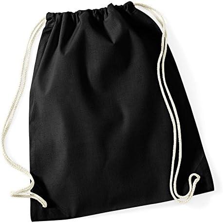 sac de jute sac de sport sac pour les loisirs comme super cadeau Sac de gym 100/% coton de qualit/é personnalisable // Sac /à dos