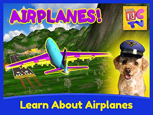How Do Airplanes Work? - Educational Video for Kids]()
