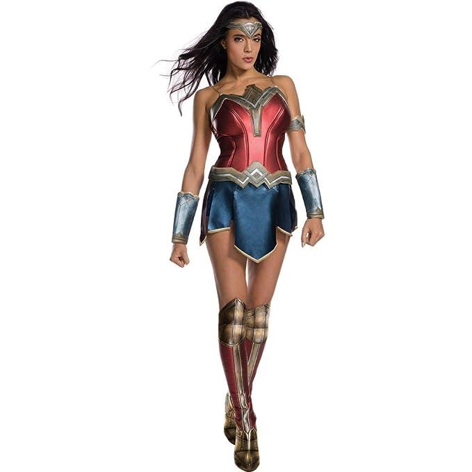 Amazon.com: 6 disfraz de mujer sexy Wonder para Halloween ...