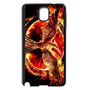 DIY Stylish Printing The Hunger Games Mockingjay Cover Custom Case For Samsung Galaxy Note 3 N7200 MK1F502520
