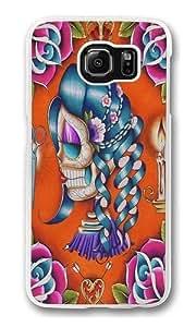 Art and Life Custom Samsung Galaxy S6/Samsung S6 Case Cover Polycarbonate Transparent
