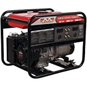 4,000 Watt Portable Gasoline Generator