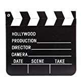 Hollywood Director's Film Movie Slateboard Clapper