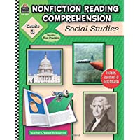 Nonfiction Reading Comprehension: Social Studies, Grade 3: Social Studies, Grade 3