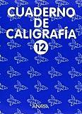 Cuaderno de Caligrafía 12
