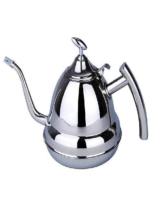SJQ-coffee pot Cafetera de Acero Inoxidable Pulido Avanzado ...