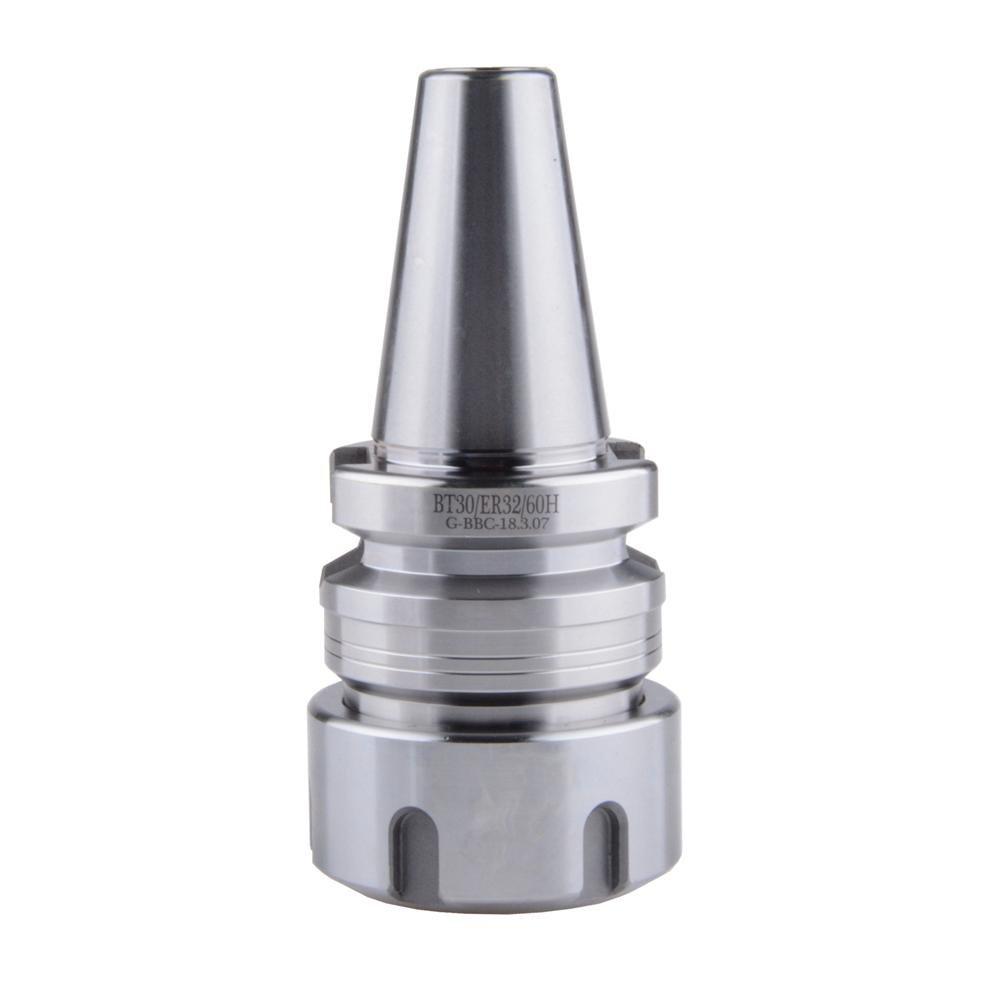 HOZLY BT30 ER32-60L CNC Milling Machine Chuck 0.005mm Precision