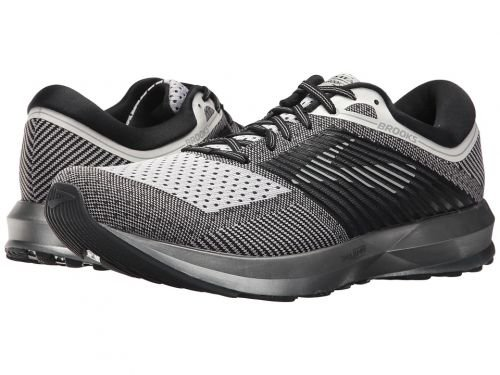 Brooks(ブルックス) メンズ 男性用 シューズ 靴 スニーカー 運動靴 Levitate - White/Black/Grey [並行輸入品] B07C8FN67N
