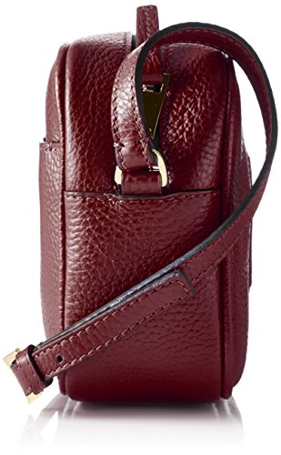 Ab723 Escada Bag Women��s Cross Merlot Red Body 1WU4BwcR